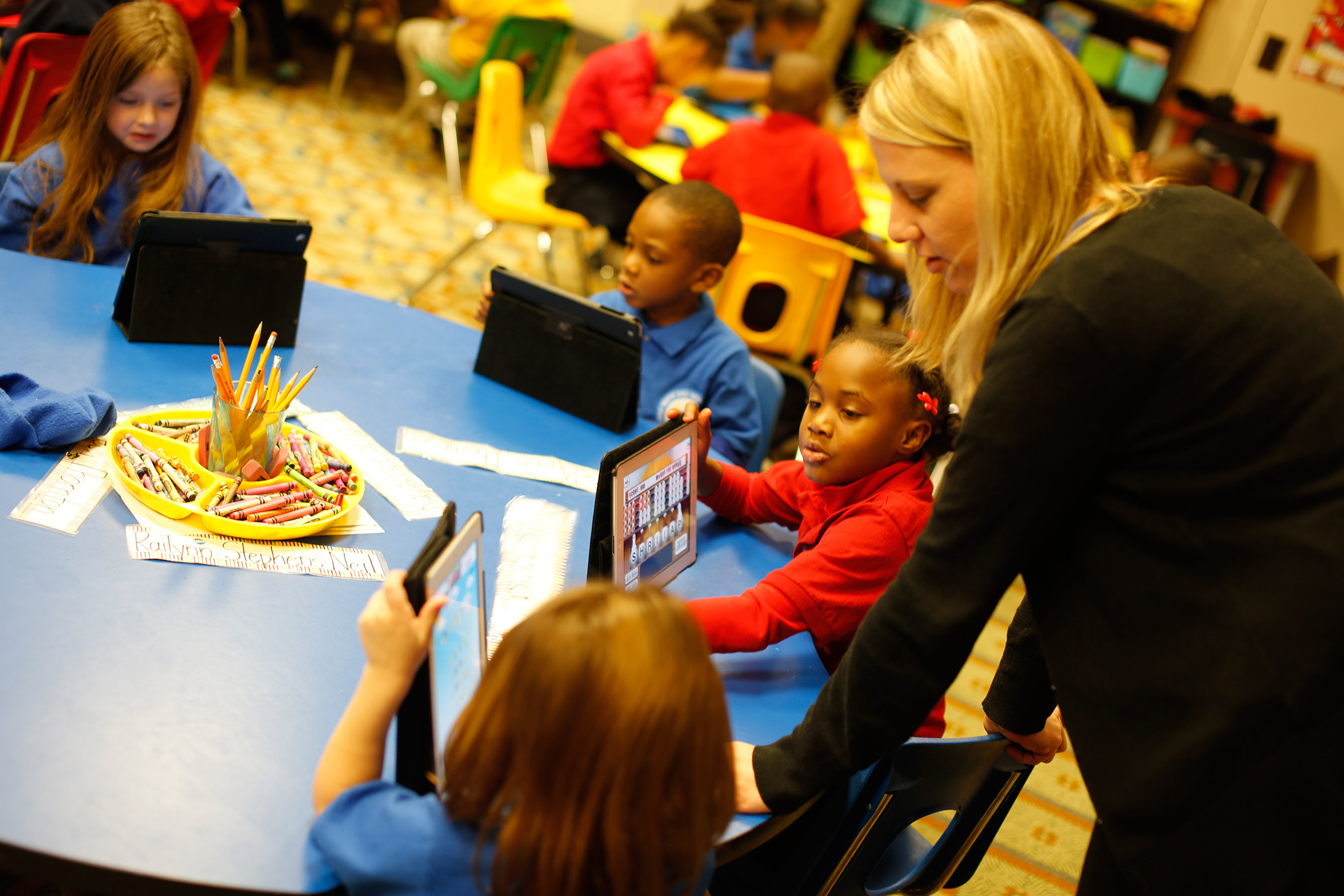charter school-Indianapolis-personalized education