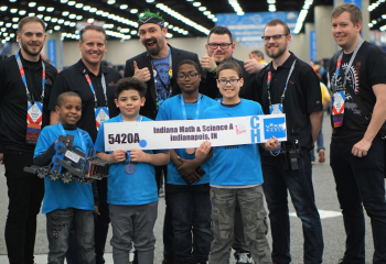 REC Foundation, VEX IQ, VEX CEO, REC CEO